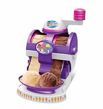 Cra-Z-Art The Real 2 in 1 Flavors Ice Cream Maker