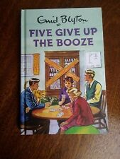 ENID BLYTON Five Give Up The Booze
