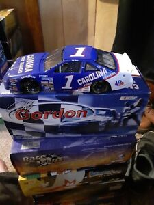 1991 jeff gordon 1 carolina ford 1 24th scale diecast
