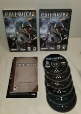 Call of Duty 2 (PC CD-ROM, 2005) ~ Complete