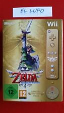 THE LEGEND OF ZELDA SKYWARD SWORD EDITION COLLECTOR WII NINTENDO NEUF VF