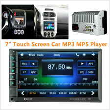 "7"" SUV Car MP3 MP5 Player TV FM Bluetooth Touch Screen Stereo Radio USB/AUX Kit"