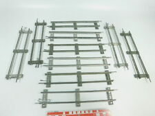 BK330-1 #10x Märklin Escala 0 vía / Piezas de vía Recto (26cm) para