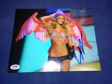 """8""""x10"""" Photo Of And Autographed By Erin Heatherton W/ PSA/DNA COA"""