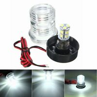 Marine Boat Yacht Light All Round 360 Degree White LED Anchor Navigation Lamp