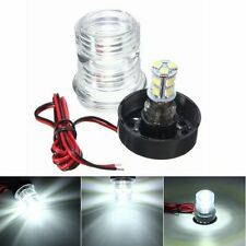 360 Degree Boat Yacht Stern Anchor Navigation Light Marine All Round White LB