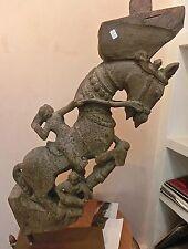 BOIS DE CHAR RATHA INDE INDIA CHEVAL HORSE  EXPERTISE