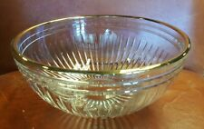 New listing Waterford (Marquis) Hanover Gold Round Bowl