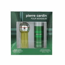 Magnifique Coffret Pierre Cardin Homme Eau De Toilette 75ml / Déodorant 200ml