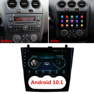 "For 2008-12 Nissan Altima Teana 9"" Android 10.1 Car Radio GPS Player Navigation"