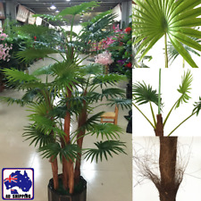1.6m Artificial Plant Coconut Tree Fake Palm Tree Home Office Decor HVPO96700