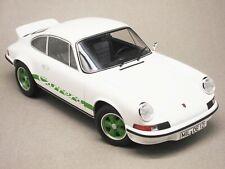 PORSCHE 911 CARRERA 2.7 RS, voiture miniature 1/18e NOREV 187636