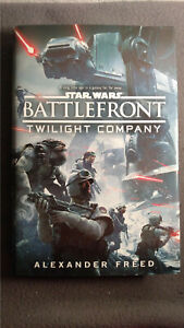 Star Wars Battlefront Twilight Company  (2015, Hardcover) 1st Edition