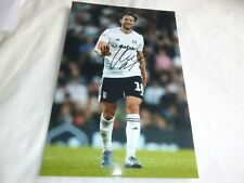 12 X 8 signed photo of Harry Arter of Fulham FC