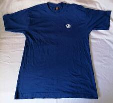 VW Arbeits T-Shirt blau Gr. L / 50 Neuwertig 4 Stück