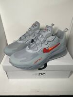 NIKE AIR MAX 270 REACT CT2203 002 MEN SHOES SIZE 9 NEW