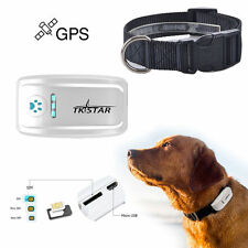 TKSTAR GPS Tracker Locator GSM GPRS Tracking System for Pets Dog PS013