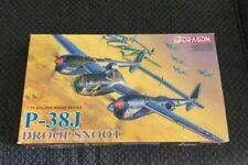Dragon 1/72 P-38J Droop Snoot