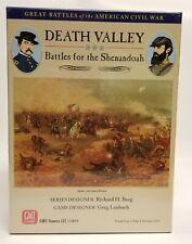 GMT Games Death Valley: Battles for the Shenandoah