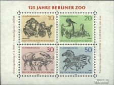 Berlijn (West) Blok 2 First Day Cover 1969 Berlijn Zoo