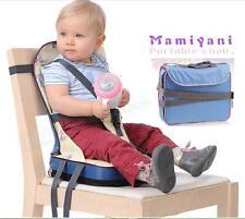 Chaise Bébé Pliable Et Lavable,Siege Bébé portable,NEUF, Garcon, Jaune