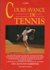 Cours Avancé de Tennis - 100 Erreurs Coup lobé Revers Alimentation - Forti