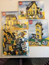 LEGO Creator 4996 Beach House 3-in-1, Used, 100% Complete, no box