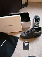 Armani trainers shoes size uk10