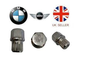 Mini, BMW Locking Wheel Nut Key ABC 36 Type 20 Splines
