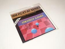 """IBM PC 5.25"""" Software ~ Strategy Games by Prism Leisure ~ New (P/B)"""