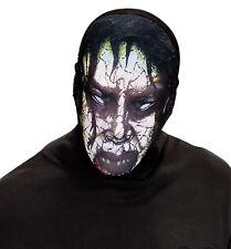 Undead ZOMBIE Máscara de la tela NUEVO - Carnaval Máscara Cara