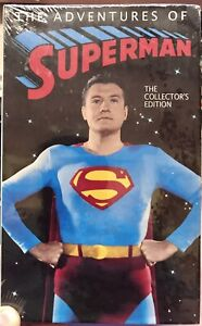 The Adventures Of Superman VHS Collectors Edition George Reeves Sealed