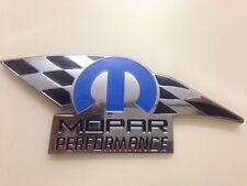 For Dodge Ram Mopar Performance Emblem Badge Decal Sticker Turning Nameplate