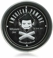 Heavy Weight Unscented Ultimate Sin Pomade w/ Great Hold