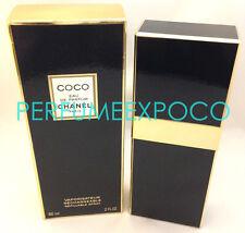 COCO CHANEL EAU DE PARFUM 2.0oz EDP Rechargeable Refillable Spray NEW SEALED B27