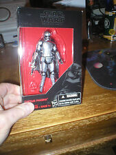 STAR WARS THE BLACK SERIES CAPTAIN PHASMA, NEVER OPENED