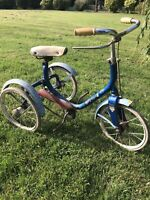 Vintage Childs Sunbeam Tricycle