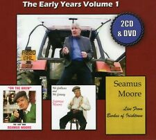 Seamus Moore - The Early Years Volume 1 2CD+DVD Collection