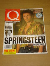 Q MUSIC MAG 71 AUG 1992 SPRINGSTEEN RICHARD BRANSON