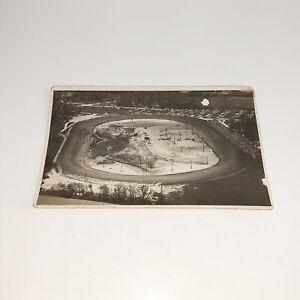 "Vintage Used Postcard (1950's) - ""Illiana Motor Speedway"" Schererville, Ind."