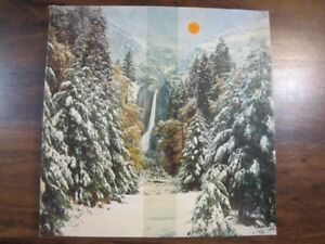 Vintage Springbok Puzzle Winter in the Mountains 500 Piece COMPLETE