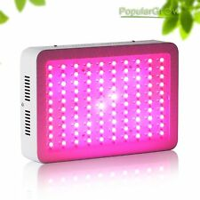 PopularGrow 300W Full Spectrum 9 Bands LED Grow Light for Indoor medical plants