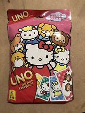 Hello Kitty Uno card Game