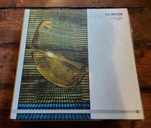 LTJ BUKEM - SUSPENDED SPACE EP GLREP007V GOOD LOOKING RECORDS 2000 NEAR MINT!