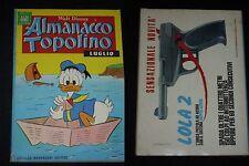 ***ALMANACCO TOPOLINO*** N.163 (LUGLIO 1970)