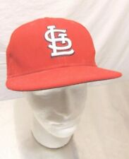 St. Louis Cardinals Baseball Hat Cap Fitted 7 1/8 New Era Cool Base On Field