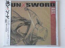 NEW Gun X Sword Original Soundtrack OST CD Anime Music Album 23 Tracks