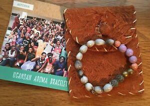 Doterra Essential Oil Ugandan Aroma Bracelet BNIP Special Edition