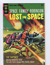 Space Family Robinson #26 Gold Key 1968