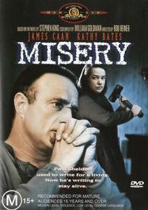Misery (DVD, 2004) Region 4